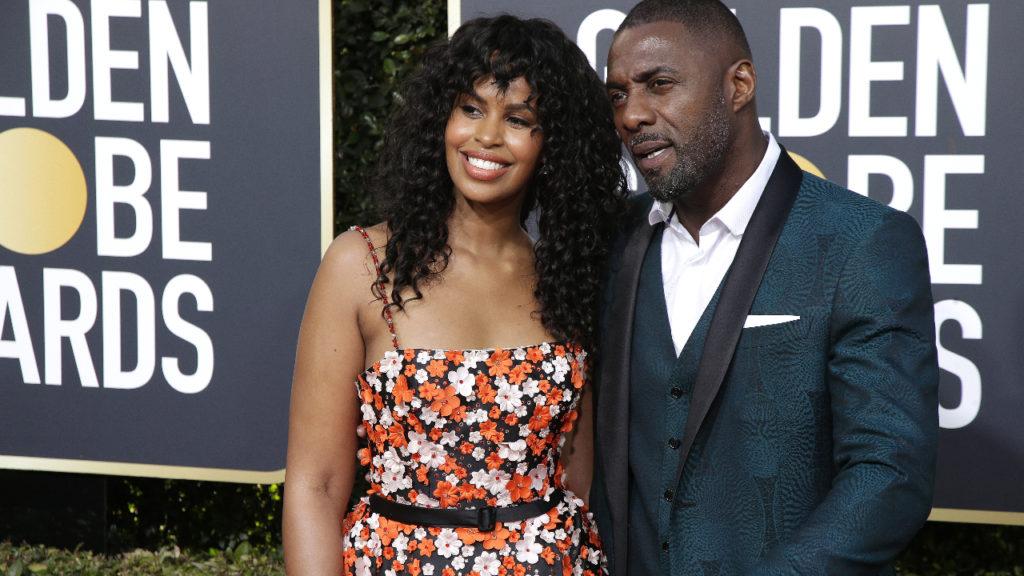 Sabrina Idris Elba