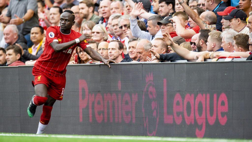 Sadio Mané Liverpool Premier League