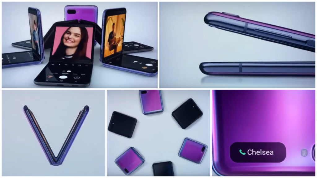 Samsung Galaxy Z Flip coverfoto