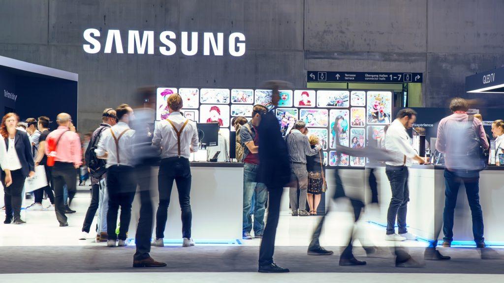 Samsung winkel