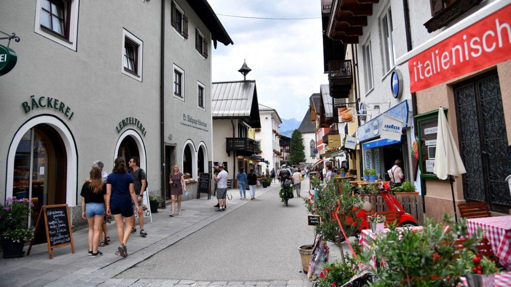 Sankt Wolfgang Oberösterreich