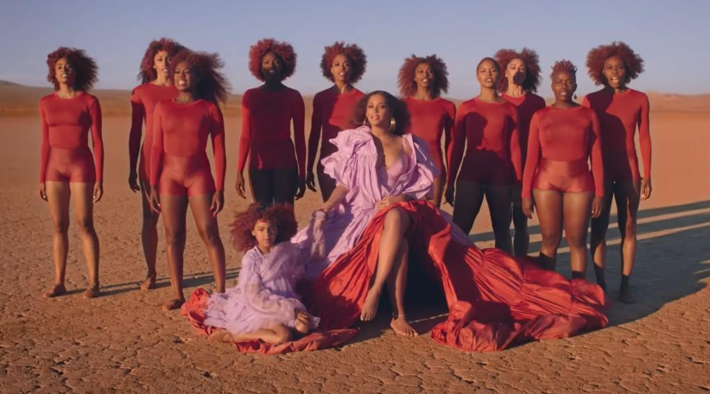 Beyoncé, Blue Ivy