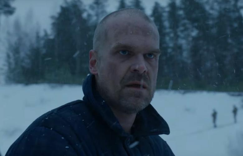 Hopper keert terug in seizoen 4 van Stranger Things