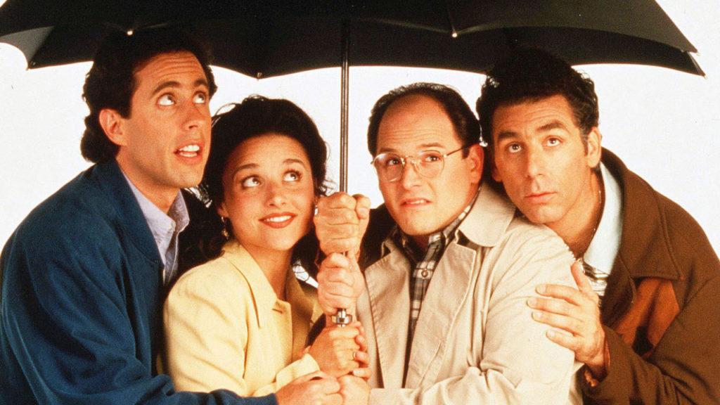 Seinfeld Finale Spoilers