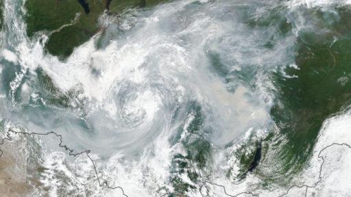 Siberia Alaska arctic wildfires