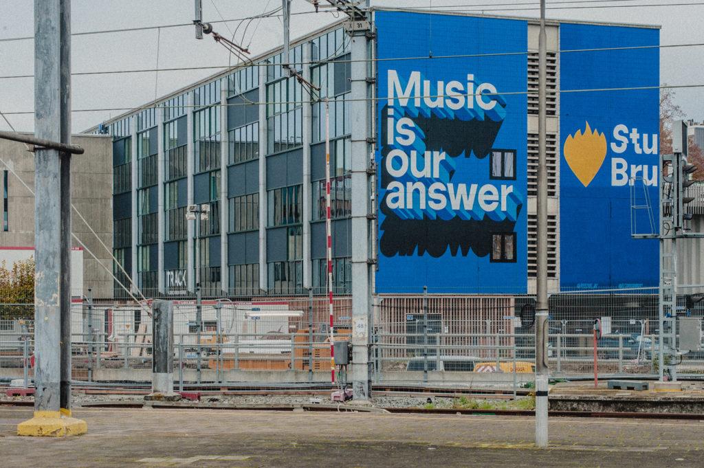 Studio Brussel De Warmste Week