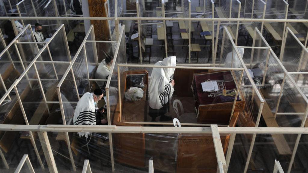 Synagoge Corona Israël