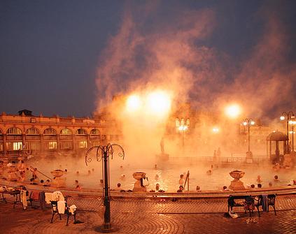 Szechenyi-Baths-Budapest