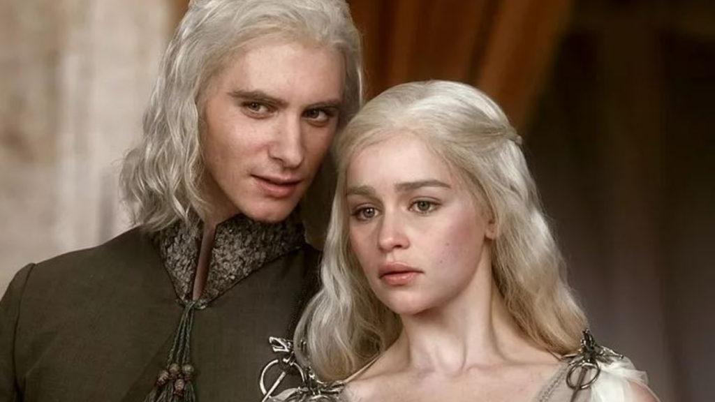 Targaryen Daenerys Viserys House of the Dragon Game of Thrones