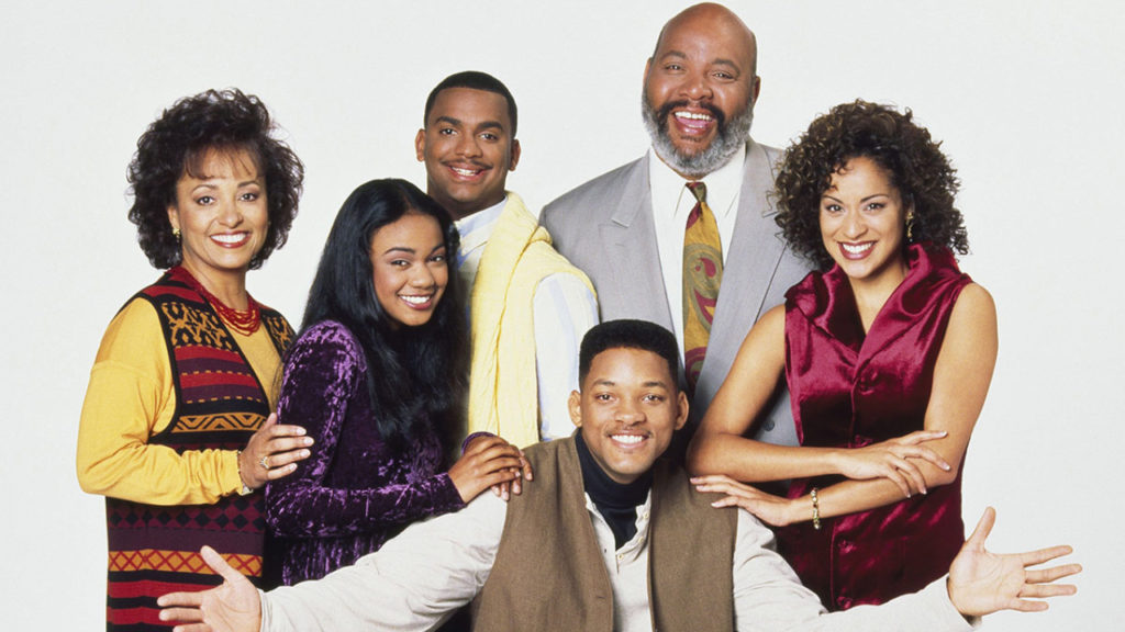 The Fresh Prince Of Bel-Air spin-off