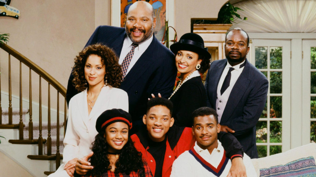 The Fresh Prince of Bel-Air Reunie Cast