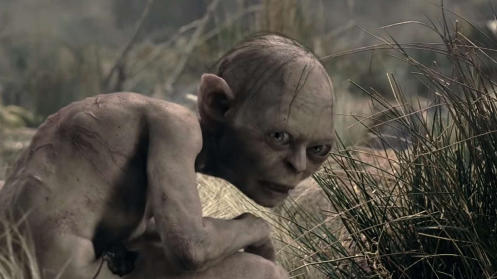 The Lord of the Rings The Hobbit Andy Serkis Voorlezen Gollum Smeagol