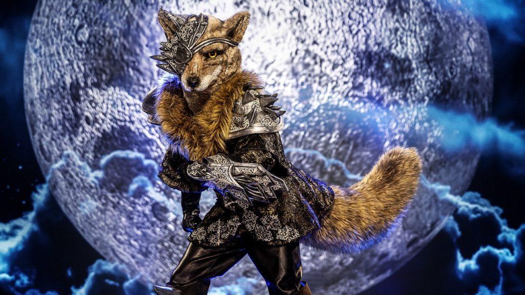 The Masked Singer VTM Wolf