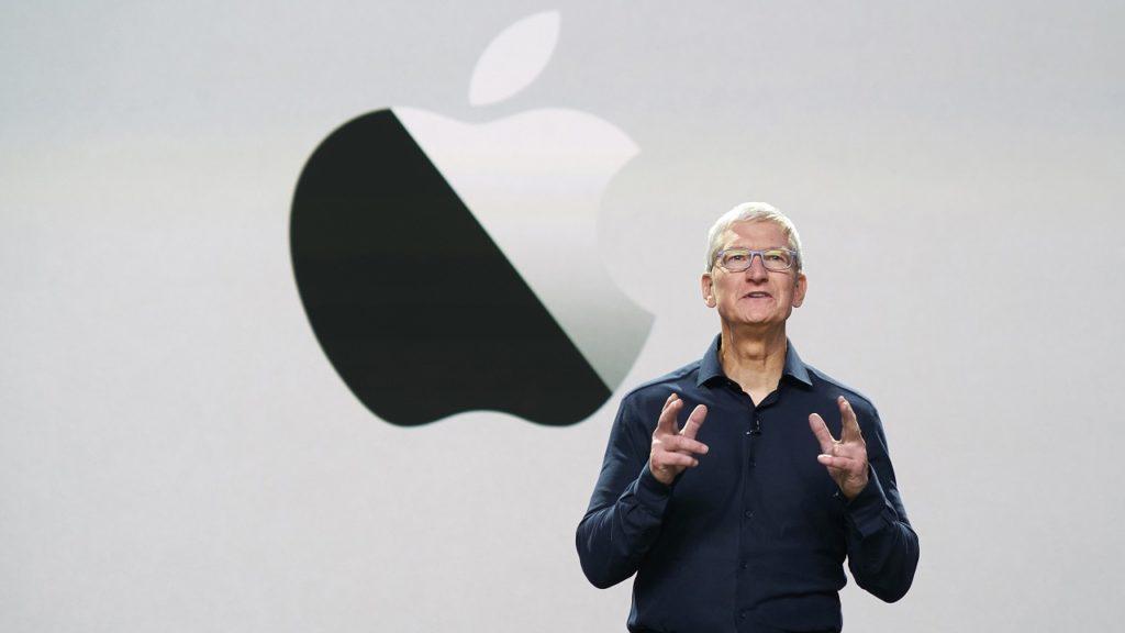 Tim Cook Apple WWDC 3