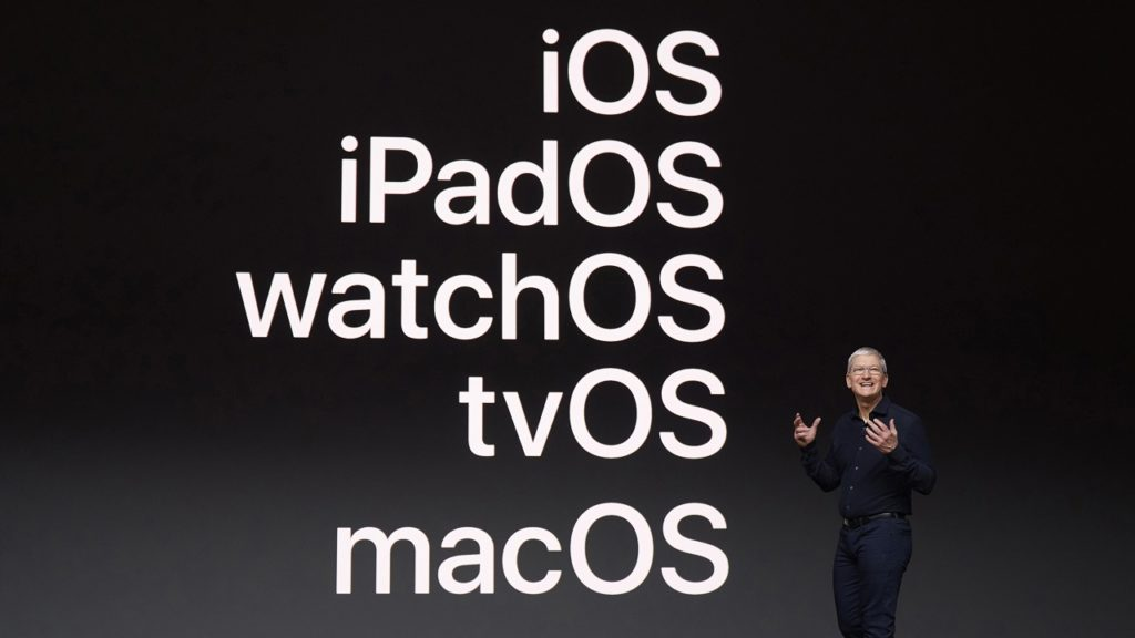 Tim Cook Apple WWDC iOS