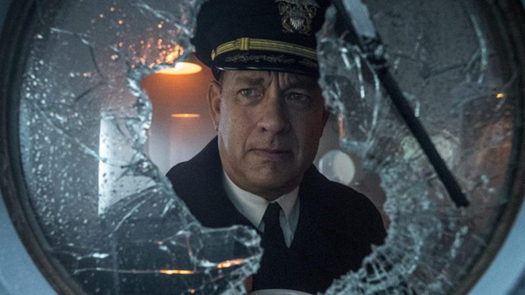 Tom Hanks Greyhound Sony Apple TV+
