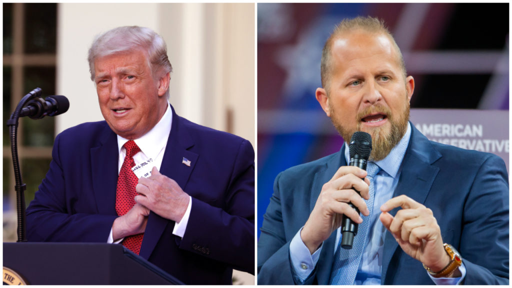 Trump and Parscale