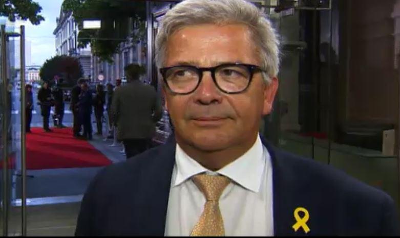 Kris Van Dijck wordt vervangen als Vlaams Parlementsvoorzitter