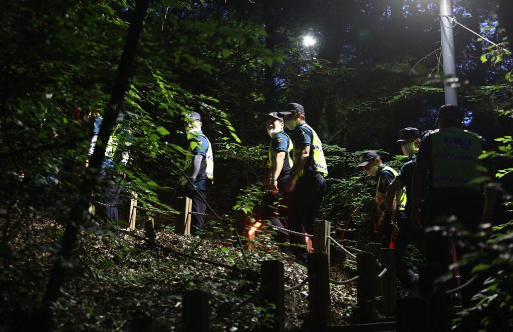 Zuid-Korea Seoul Park Won-soon