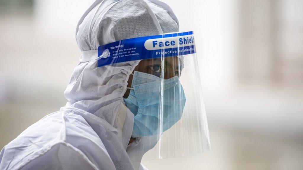 coronavirus gezichtsmasker