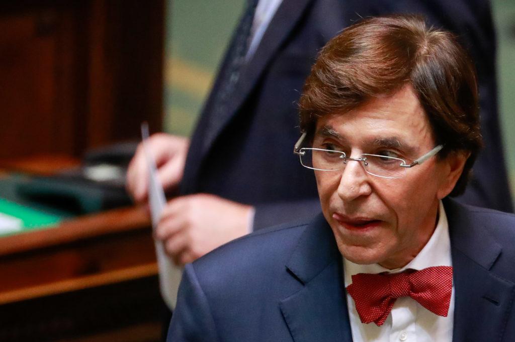 PS-voorzitter Elio Di Rupo