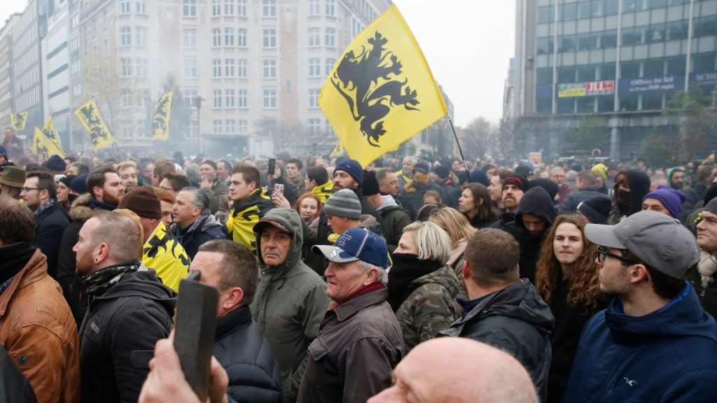 Mechelen verbiedt protestmars tegen links beleid