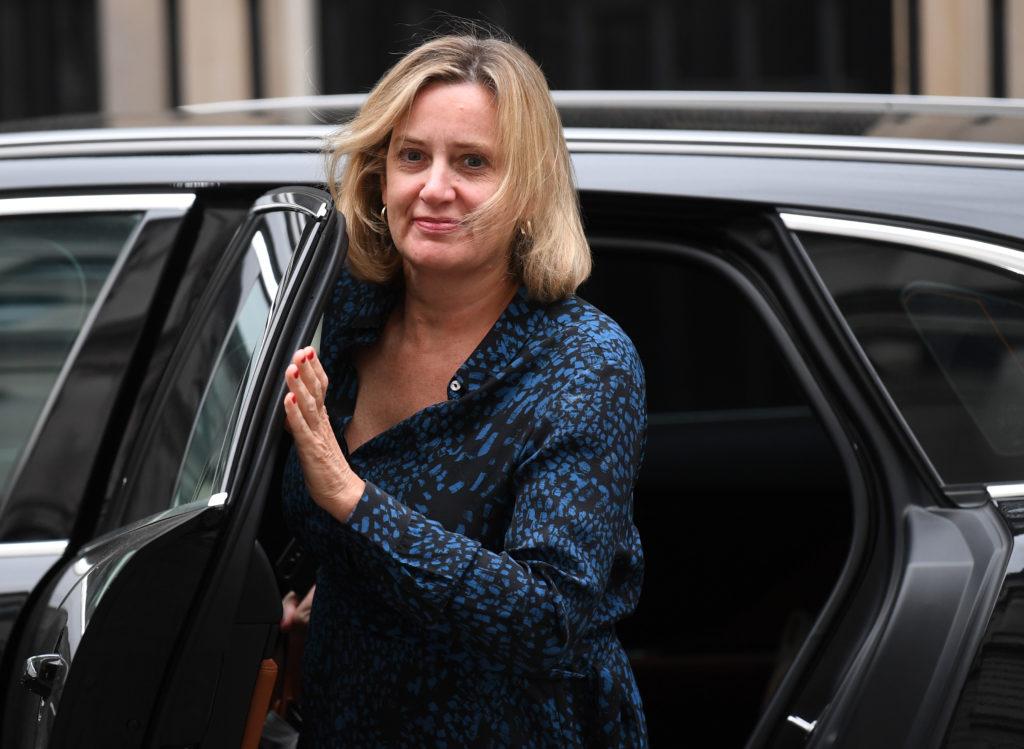 Amber Rudd neemt ontslag als minister van Werk en Pensioen