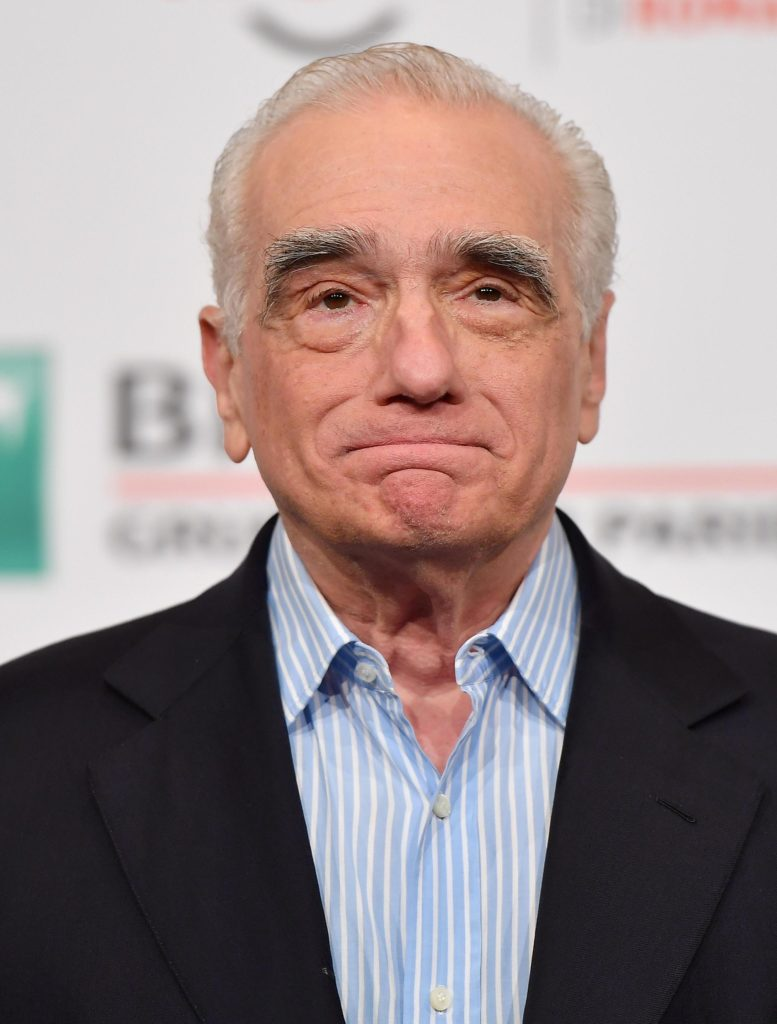 epa: Martin Scorsese