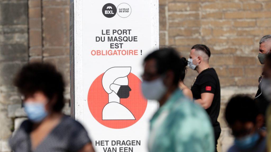 """Unia kritisch voor Belgische coronamaatregelen: """"Meer ..."""