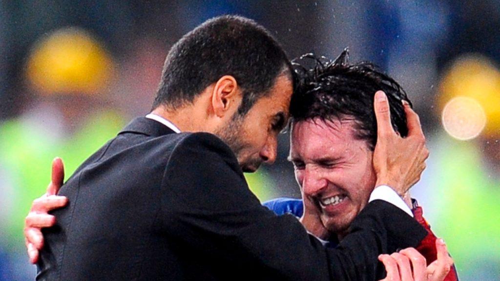 Lionel Messi blijft FC Barcelona