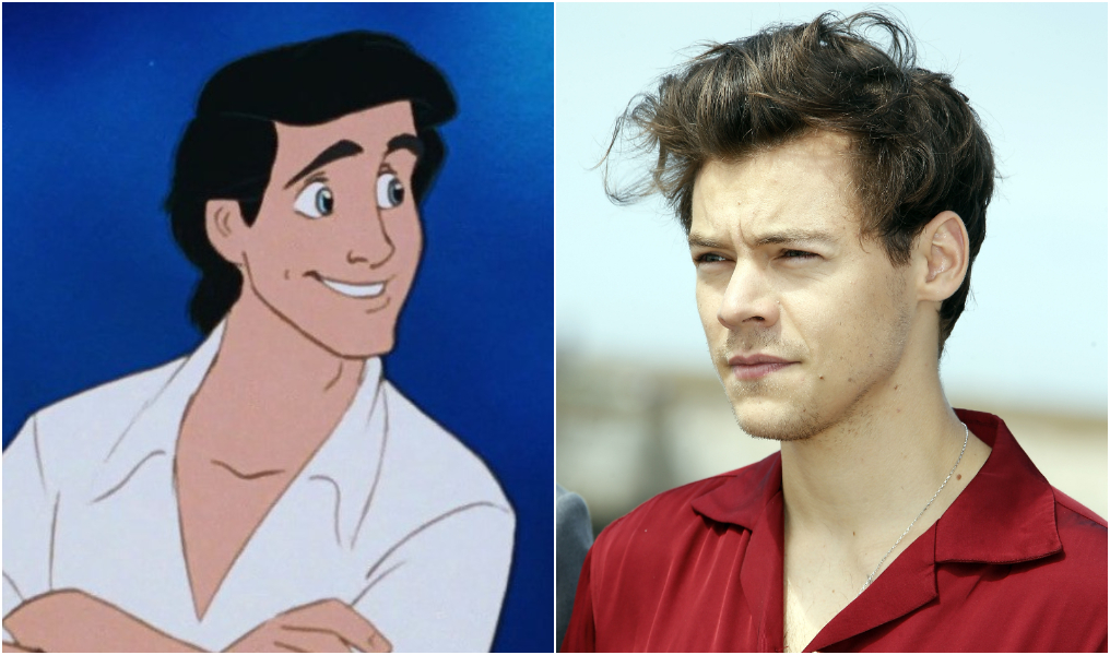 Prince Eric Harry Styles