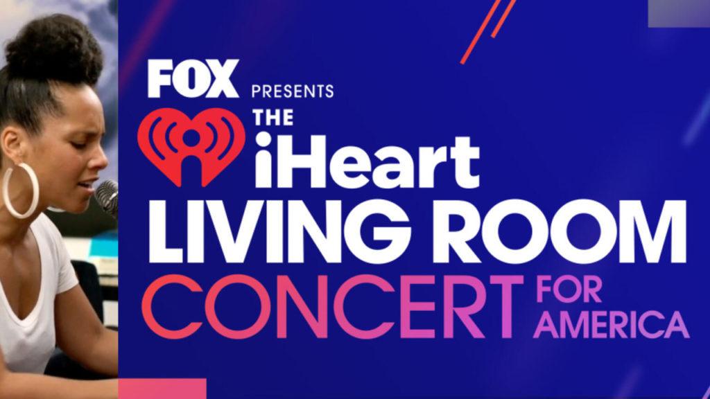 iHeart Living Room Concert: Billie Eilish, Sam Smith, Alicia Keys en vele anderen treden op voor het goede doel