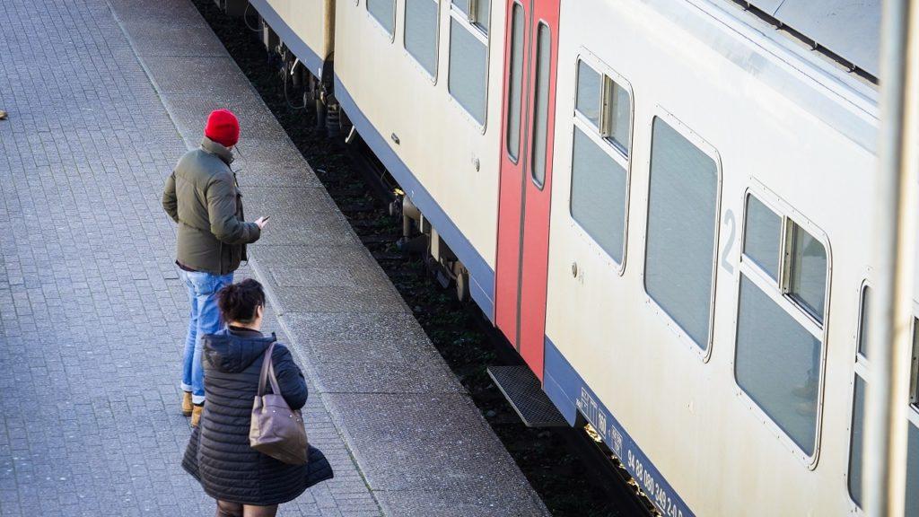nmbs België trein